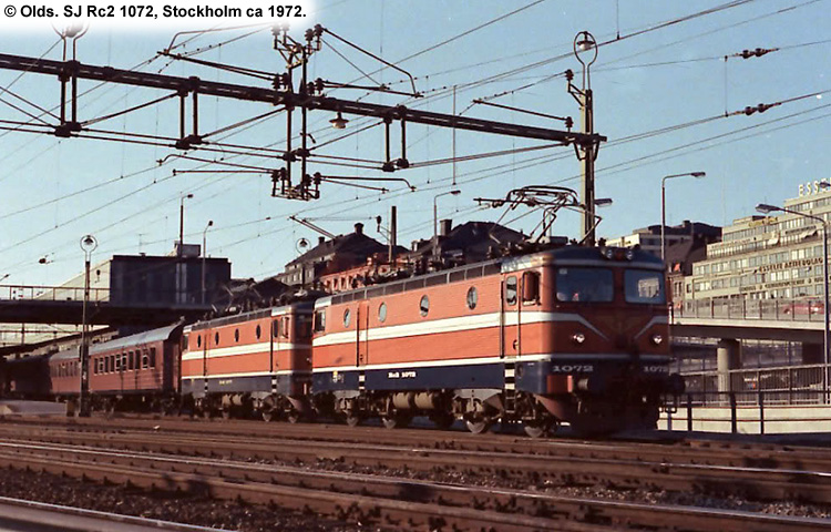 SJ Rc 1072