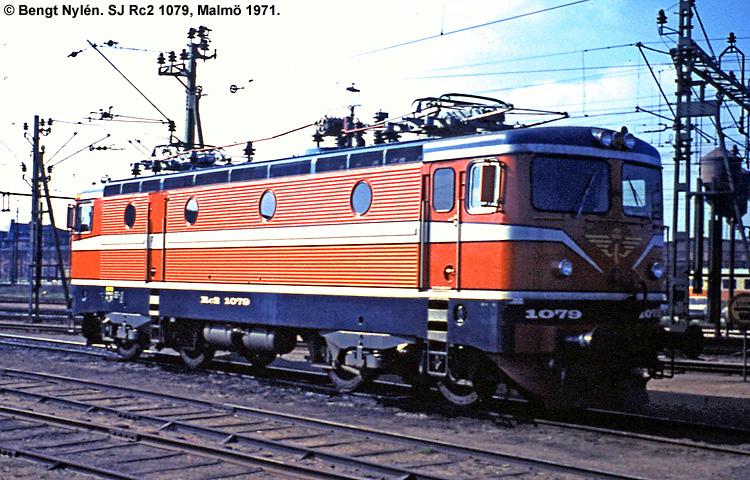 SJ Rc2 1079