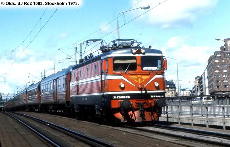 SJ Rc 1083
