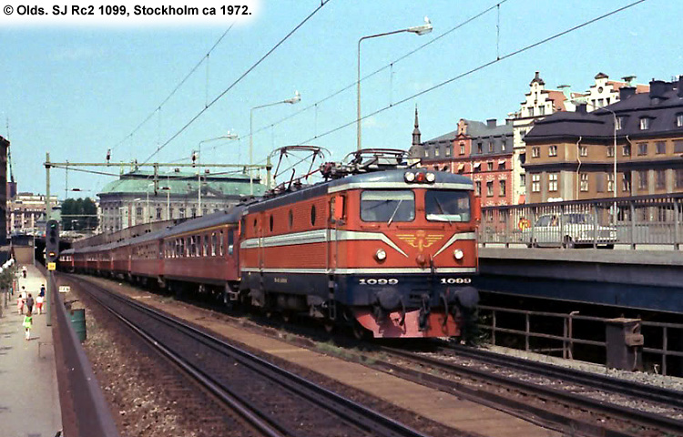 SJ Rc 1099