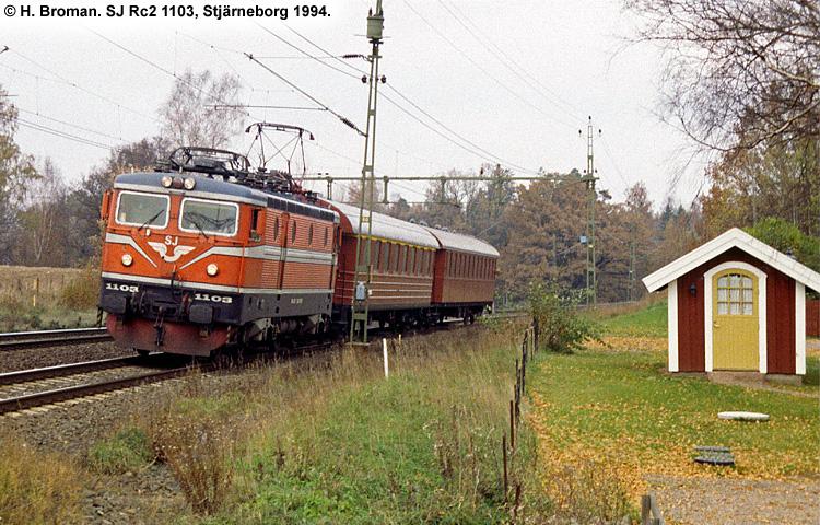 SJ Rc 1103
