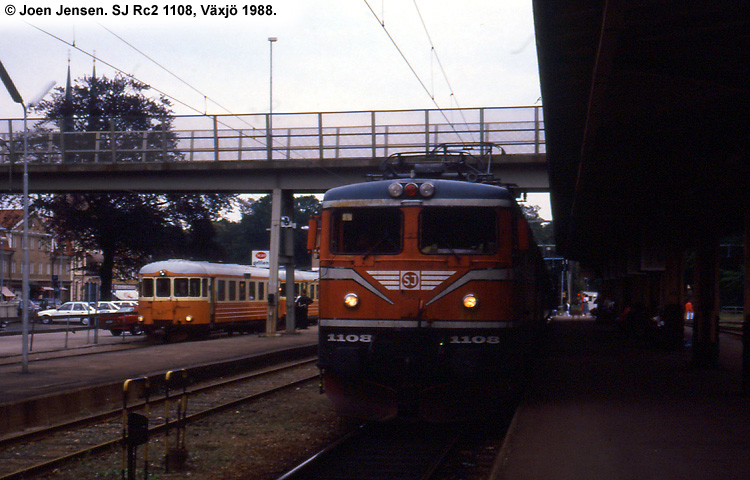 SJ Rc 1108