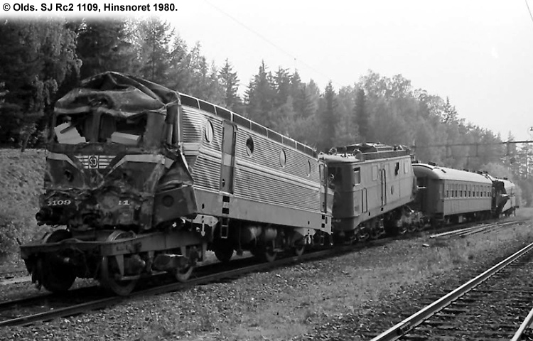 SJ Rc 1109