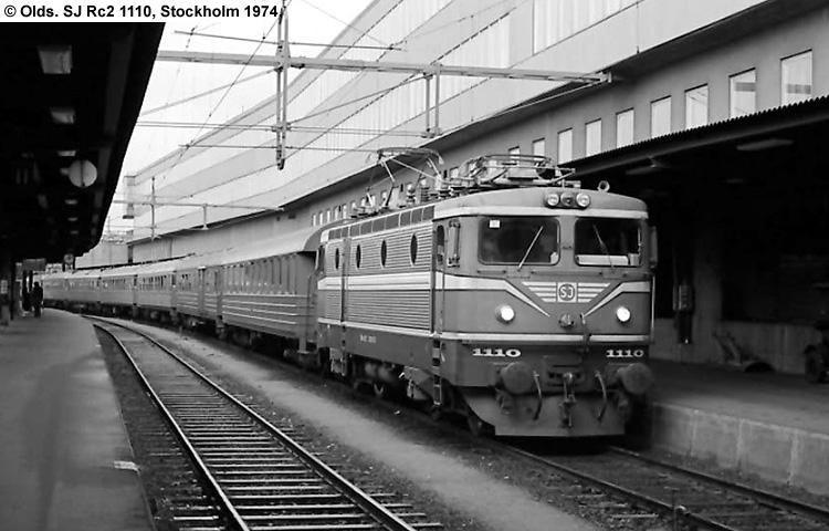 SJ Rc 1110