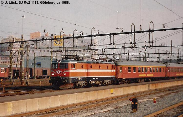 SJ Rc 1113