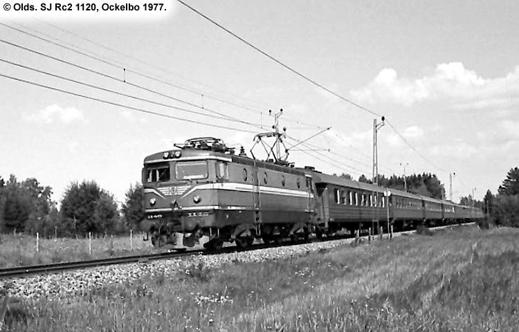SJ Rc 1120