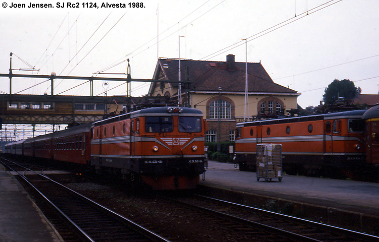 SJ Rc 1124