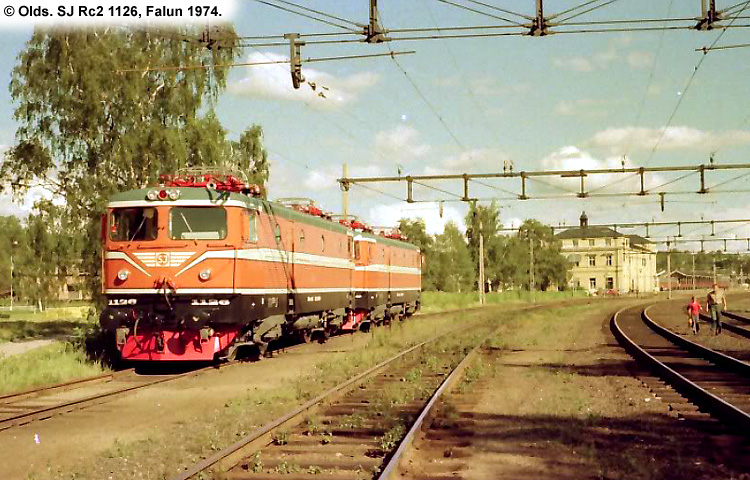 SJ Rc 1126