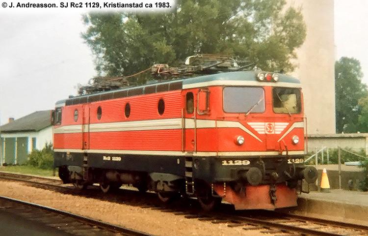 SJ Rc 1129