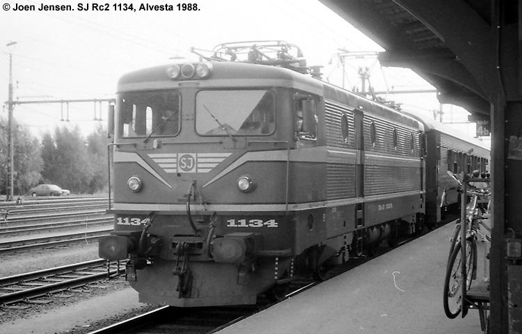 SJ Rc 1134