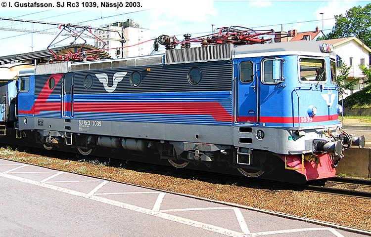 SJ Rc3 1039