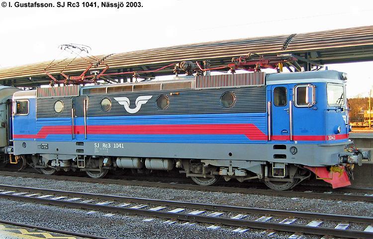 SJ Rc 1041