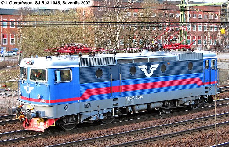 SJ Rc3 1045