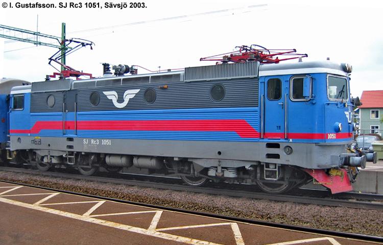 SJ Rc 1051