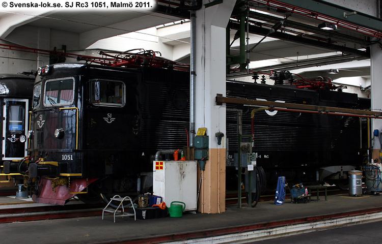 SJ Rc3 1051