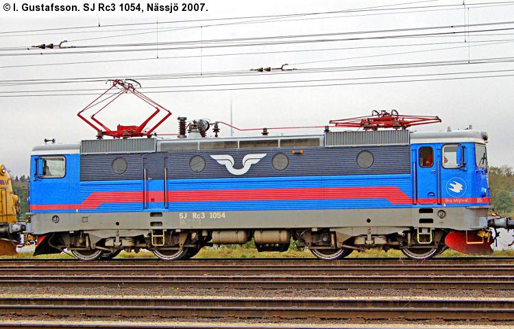 SJ Rc 1054