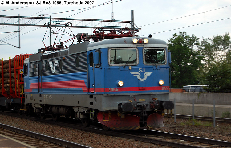 SJ Rc 1055