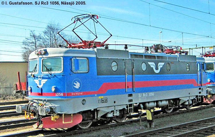 SJ Rc3 1056