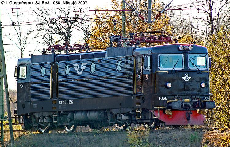 SJ Rc 1056