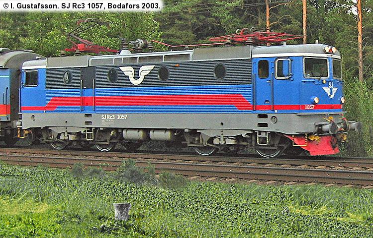 SJ Rc3 1057