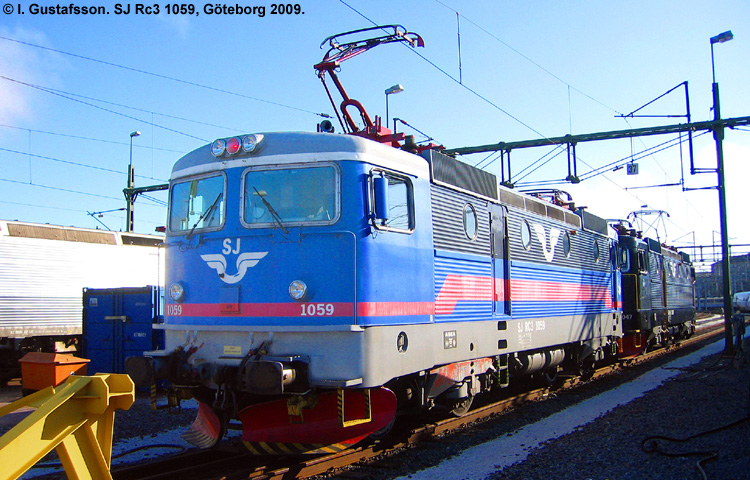 SJ Rc 1059