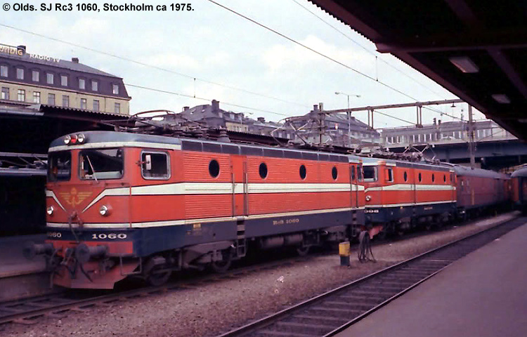 SJ Rc 1060