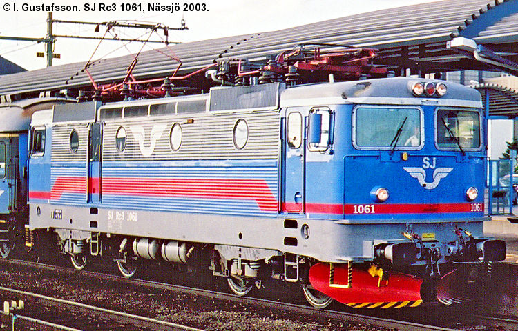 SJ Rc 1061