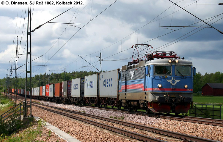 SJ Rc 1062