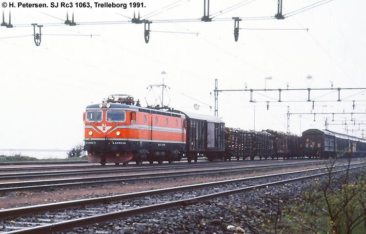 SJ Rc 1063