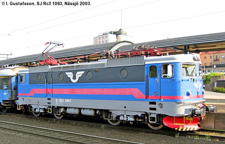 SJ Rc3 1063
