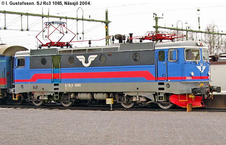 SJ Rc 1065