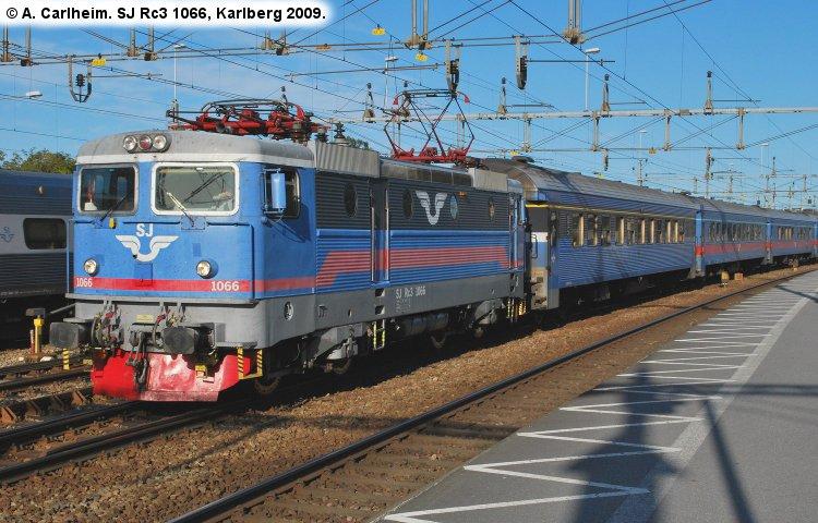 SJ Rc 1066
