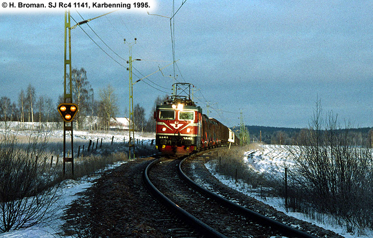 SJ Rc 1141