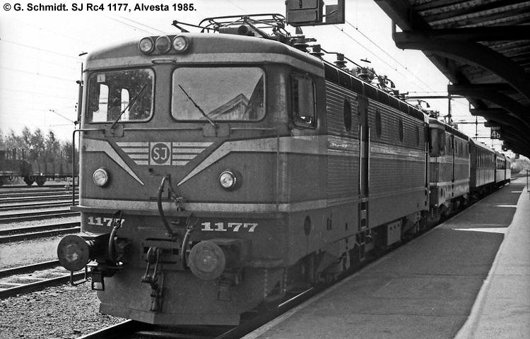 SJ Rc 1177