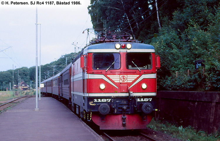 SJ Rc 1187