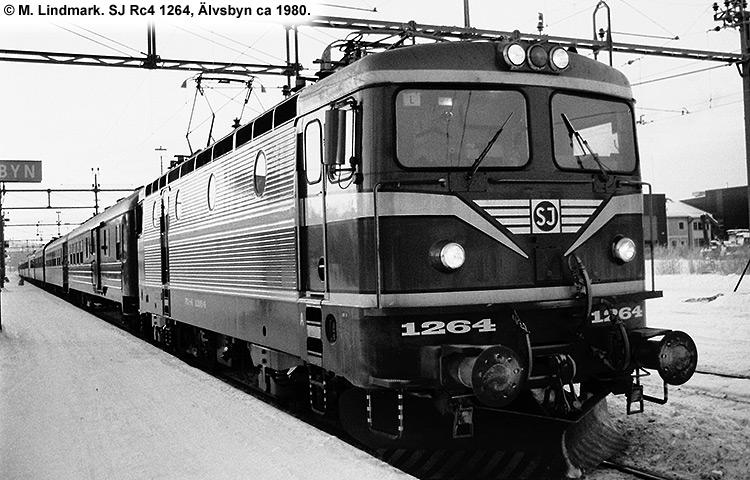 SJ Rc 1264