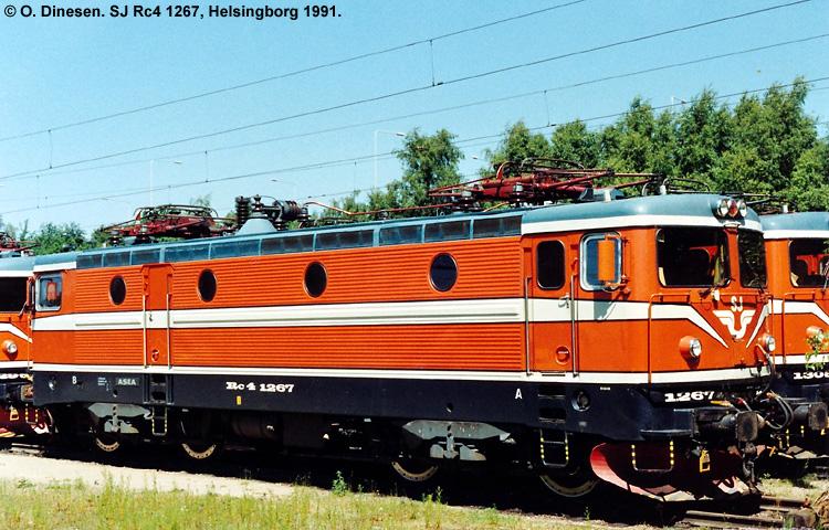 SJ Rc4 1267