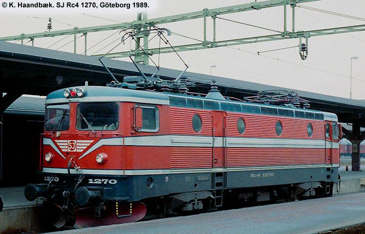 SJ Rc 1270