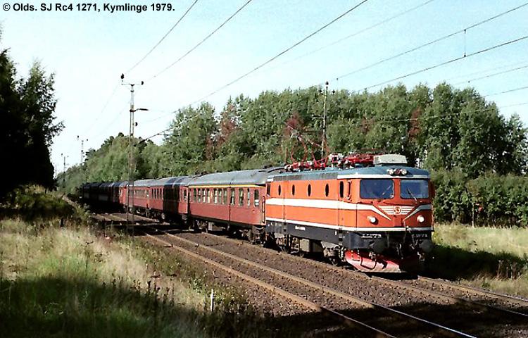 SJ Rc 1271