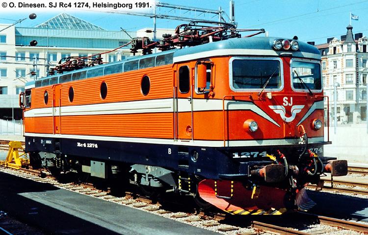 SJ Rc 1274