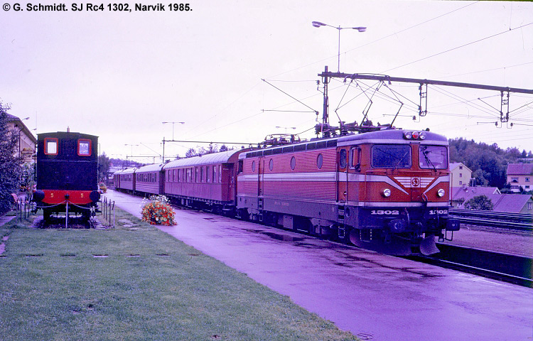 SJ Rc 1302