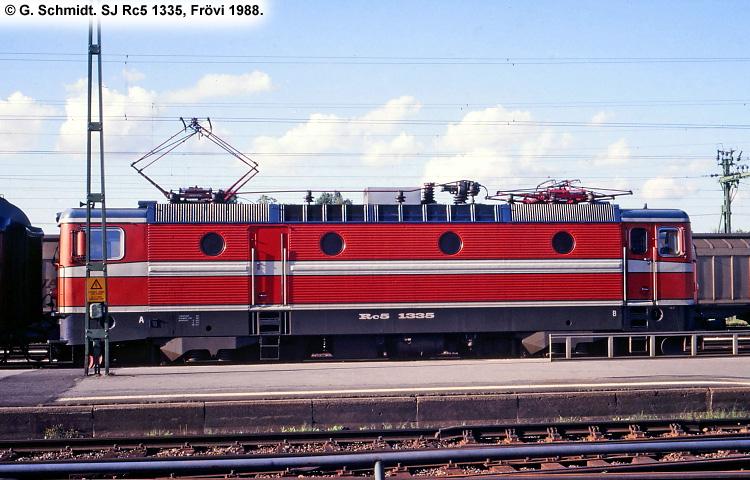 SJ Rc 1335