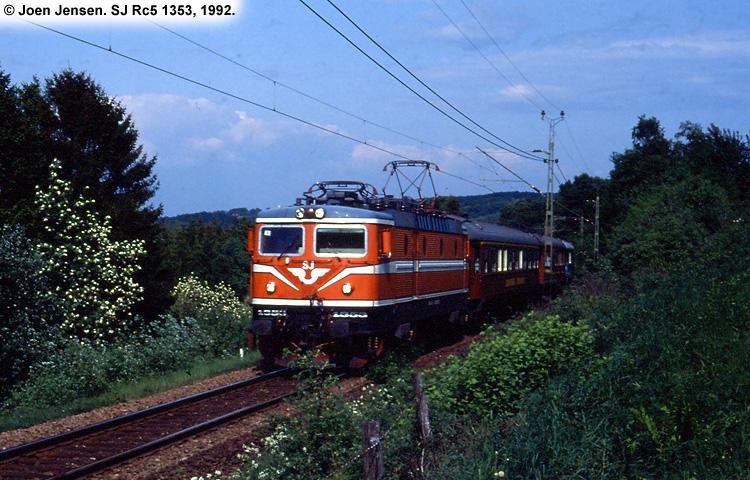 SJ Rc 1353