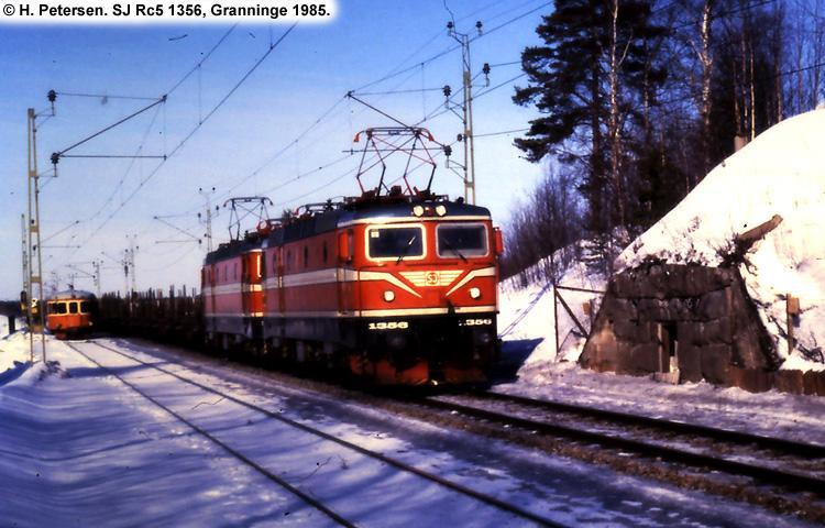 SJ Rc 1356