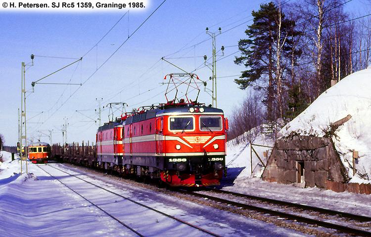SJ Rc 1359