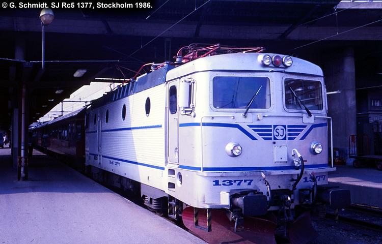 SJ Rc5 1377