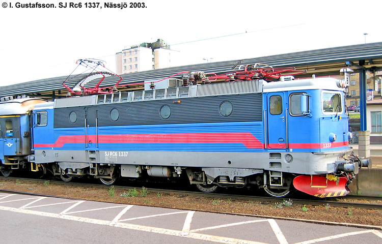 SJ Rc 1337