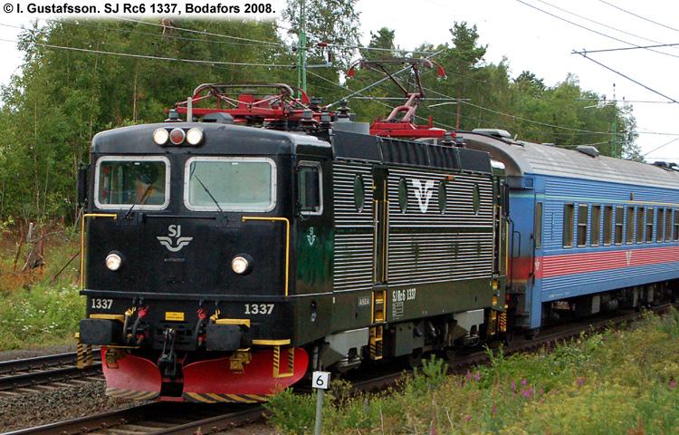 SJ Rc6 1337