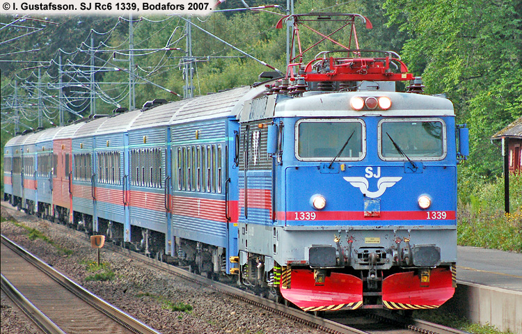SJ Rc6 1339