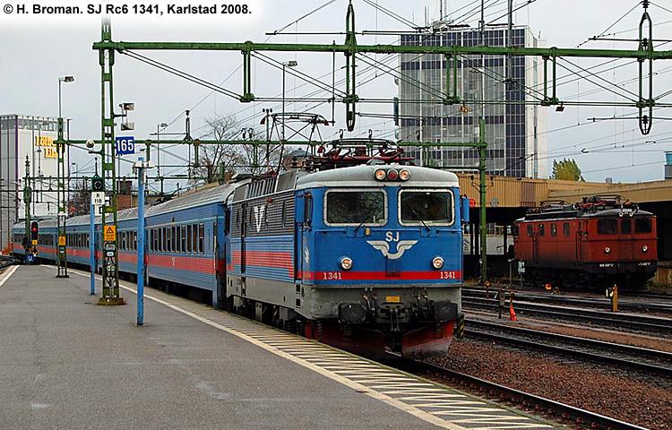SJ Rc 1341